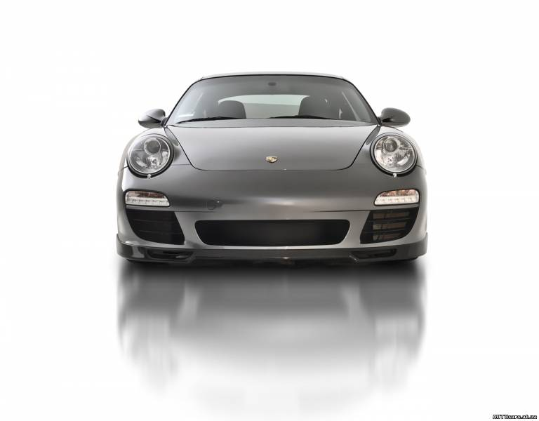 Vorsteiner V-GT aerodynamic package for the 2010 Porsche 911 Carrera